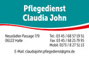 Pflegedienst Claudia John